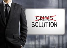 Being a leader in times of crisis