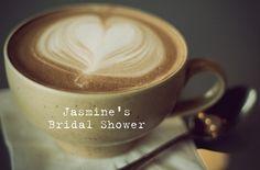 Bridal Shower Postcard Invite
