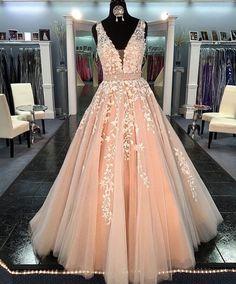 Ball gowns prom dress !stunning