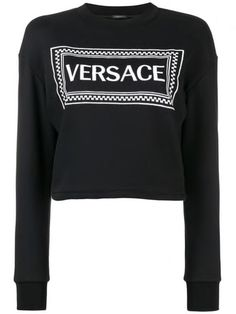 Shop our range of designer tops for women at Farfetch. Gianni Versace, Donatella Versace, Edgy Dress, 90s Jeans, Baggy Clothes, Badass Style, How To Make Shorts, Vogue Fashion, Italian Fashion