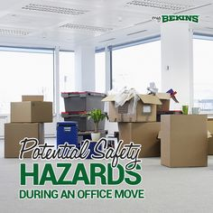 MyBekins has successfully moved countless offices with a stellar safety record. We are happy to share with you information that can protect your employees during an office move. Office Moving, Health And Safety, Offices, Happy, Home Decor, Decoration Home, Room Decor, Ser Feliz, Desk