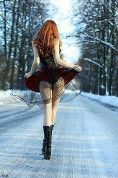 Happy Snow Queen. ...