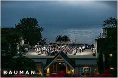 Seaside Wedding Reception in Southern California I L'Auberge Del Mar I Destination Hotels & Resorts