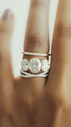 Finest simple wedding rings ! 8681 #simpleweddingrings