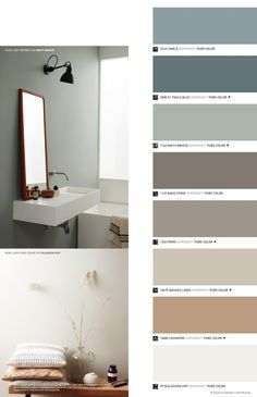 JOTUN LADY - den nya vackra färgkartan 2017 LADY Home Living - Se de nya vackra . Home Room Design, Interior Design Living Room, Interior Decorating, Paint Colors For Home, House Colors, Jotun Lady, Living Room Colors, Home And Living, Nordic Living