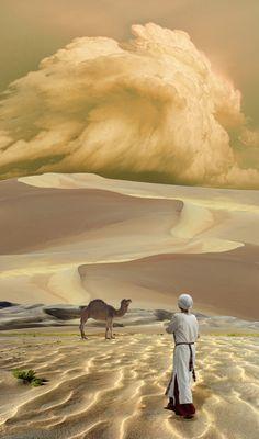 Beautiful Desert, Egypt.