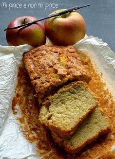 Cake Croccante alle Mele, Vaniglia Bourbon e Liquore all'Arancia