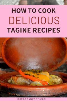 Moroccan Tagine Recipes, Moroccan Dishes, Turkish Recipes, Mince Recipes, Cooking Recipes, Tagine Cooking, Cooking Cheese, Chilean Recipes, Places
