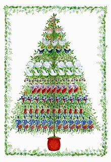 DECK THE HOLIDAY'S: MEANING BEHIND THE TWELVE DAYS OF CHRISTMAS!!!
