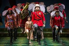 Image result for jungle book broadway king louie