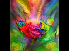 Browse through images in Carol Cavalaris' Rainbow Art Collection collection. A collection of art featuring a rainbow or rainbow colors, by Carol Cavalaris. Rainbow Roses, Rainbow Art, Rainbow Colors, Rainbow Butterfly, Butterfly Art, Art Floral, Fantasy Kunst, Fantasy Art, Art Prophétique
