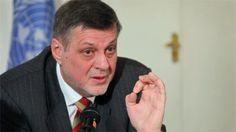 #Slovak diplomat and former Foreign affairs minister Ján Kubiš has been named the head of the #United #Nations political mission in #Iraq.