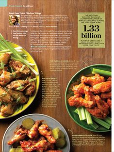 """KING OF WINGS"" from Taste of Home, Feb/Mar 2018. Read it on the Texture app-unlimited access to 200+ top magazines."
