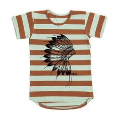 "Rags to Raches ""Native"" Tee"