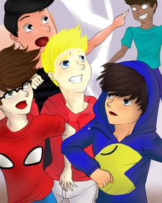 TazerCraft - Herobrine - A Lenda [+SpeedPaint] by ThaisMarino-Sensei on DeviantArt Pac E Mike, Creepers, Youtubers, Art Drawings, Marvel, Deviantart, Gallery, Books, Random Stuff