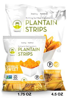 NATURALLY SWEET PLANTAINS Snack Recipes, Snacks, Artisan, Chips, Tropical, Gluten Free, Sweet, Food, Tapas Food