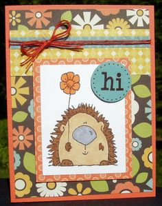 whipper snapper cards | ... Ponderings: We R Memory Keepers and Whipper Snapper Stamps Unite