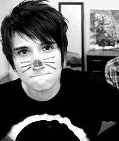 Cute! :) #danisnotonfire #danhowell #youtuber
