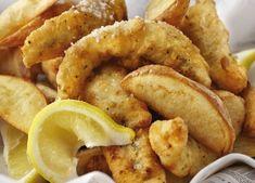KitchenAid Blender recipe - Beer battered salt and pepper fish