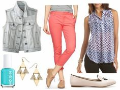 Fabulous Find of the Week: Target Denim Vest - College Fashion