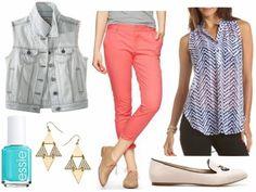 Fabulous Find of the Week: Target Denim Vest - College Fashion