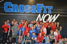 My Crossfit Family :)