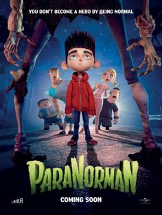 Top 10 Animated Halloween Movies to Get Spooked Halloween might be the good time to spend nights watching horror movies but for having some quality time with family and kids, animated movies are the. 2012 Movie, See Movie, Movie Tv, Disney Pixar, Movies To Watch, Good Movies, Movies Free, Norman, Laika Studios