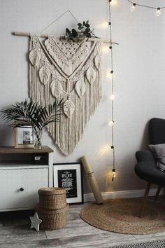 Macrame Wall Hanging Patterns, Weaving Wall Hanging, Large Macrame Wall Hanging, Wall Hangings, Tapestry Bedroom, Macrame Projects, Boho Decor, Wall Decor, Raffle Baskets