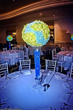 "Daniel's ""Around the World"" Travel Themed Bar Mitzvah at the Eden Roc in Miami, Florida - by 84 WEST EVENTS"