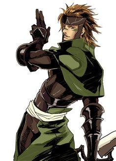 KB, Sarutobi Sasuke, Basara Sasuke Sarutobi, Sengoku Basara, Samurai Warrior, Avatar, Anime, Character Design, Warriors, Videogames, Cartoons
