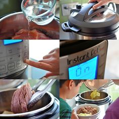 My Top 10 Paleo Pressure Cooker/Instant Pot Recipes by Michelle Tam http://nomnompaleo.com