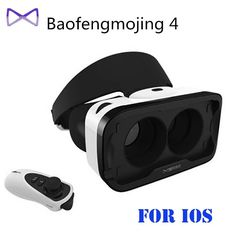 6ca2827225762 Baofeng Mojing IV Virtual Reality Headset 3D VR Glasses IOS Edition For  iPhone 6S 6 Plus iPhone 6S 6