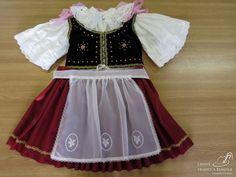 Dívčí kroj - český Two Piece Skirt Set, Summer Dresses, Skirts, Fashion, Moda, Summer Sundresses, Fashion Styles, Skirt