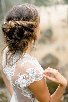 Earthy organic California Wedding Inspiration