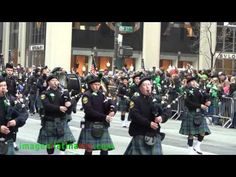 The New York City St. Patrick's Day Parade is not only the largest St. Paddy's parade in the entire world, it's also the oldest, having been an annual NYC event since the 1760s.  March 17th
