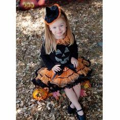 Little Miss Pumpkin Tutu Set- Halloween Tutu's for Girls Children (CTS) Toddler Girl Outfits, Toddler Girls, Kids Outfits, Pumpkin Tutu, Cool Sculpting, Designer Kids Clothes, Baby Princess, Tutus For Girls, Halloween Stuff