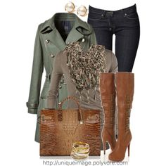 """""""Fall Outfit #3"""" by uniqueimage on Polyvore"""