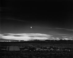 AA_Moonrise_Over_Hernandez_New_Mexico_1941
