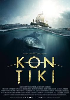 Directed by Joachim Rønning, Espen Sandberg.  With Pål Sverre Hagen, Anders Baasmo Christiansen, Gustaf Skarsgård, Odd-Magnus Williamson. Legendary explorer Thor Heyerdal's epic 4,300-mile crossing of the Pacific on a balsawood raft in 1947, in an effort to prove that it was possible for South Americans to settle in Polynesia in pre-Columbian times.