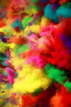 The color run: The happiest 5k on the planet