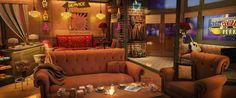 Central Perk: Uma homenagem da OC3 Design aos 20 anos de Friends.