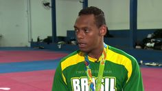 "Bronze na Rio 2016, Maicon Andrade critica a CBTKD: ""Sem investimento"" #sportv"