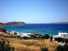 Mykonos Window View