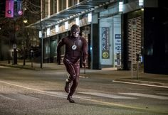 'Barry Allen' as 'The Flash'