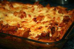 Whatcha Got Cookin?: Chicken Pasta Bake