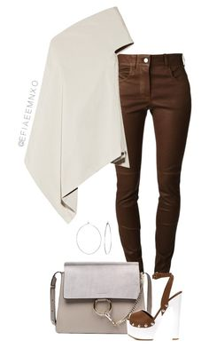 """""""J'espère..."""" by efiaeemnxo ❤ liked on Polyvore featuring Givenchy, Rick Owens, Giuseppe Zanotti and Phyllis + Rosie"""