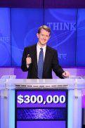 Ken Jennings pays tribute to Alex Trebek