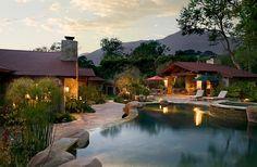 Enchanting Natural Swimming Pools Shape An Idyllic Retreat Right At Home!