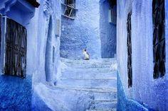 Chefchaouen, Marruecos.