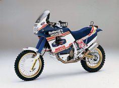 NXR750 París Dakar